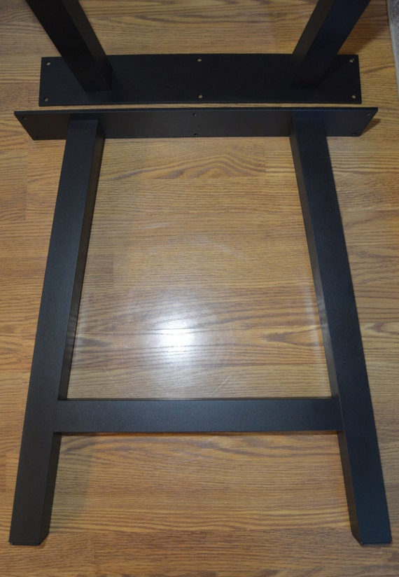 the best metal table legs 2 square set of 2 a frame. Black Bedroom Furniture Sets. Home Design Ideas