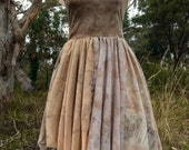 Tattered dress // magical...