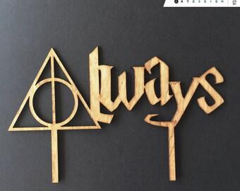 Snape Always Etsy