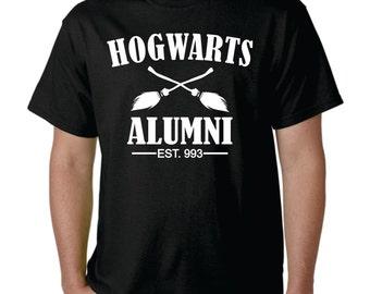 Harry Potter Shirt | Hogwarts Alumni Shirt | Harry Potter Sweatshirt | Quidditch