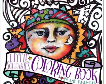 Little Squeakies Coloring Book