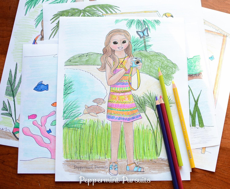 American Girl Doll Lea Clark Inspired
