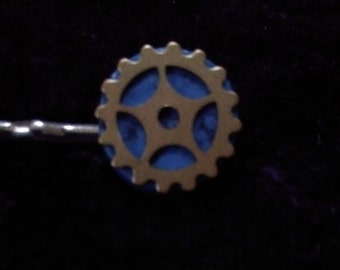 Simple Cog Bobby Pin
