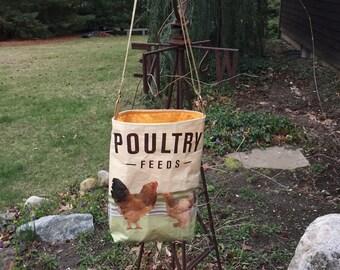 Poultry Feed Shoulder Bag