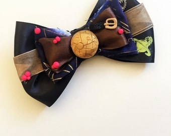 Treasure Planet (Jim Hawkins) Inspired Hair Bow