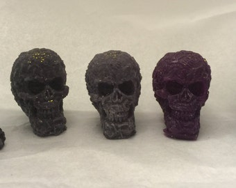 Skull wax melt TARTS wax melts set of 6
