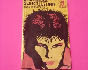 subculture the meaning of style