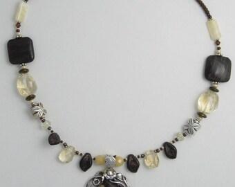 Septarian Necklace NECKL342
