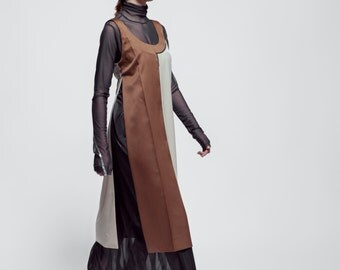Beautiful Loosefit Dress Inspired by Art