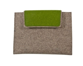 Wool Felt iPad Sleeve