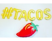 TACOS, Taco Bar, Taco Party,Taco Decoration, Taco Banner, Taco Photo Prop, Taco & Tequila, Taco Tuesday, Taco Bout it, Taco Bout a Party