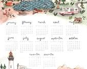 Explore Wild Places 2017 Calendar