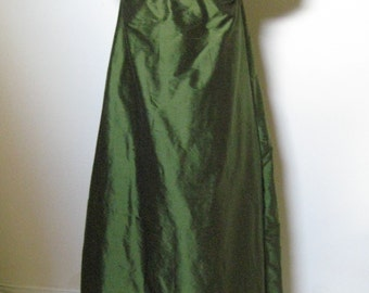 Regency SILK Dress, Ball Gown. Jane Austen. CUSTOM MADE Your choice of colour/trims.