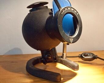 Antique Spot Light / Industrial Decor / Working