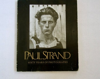 Paul Strand Sixty Years of Photographs Aperture Monograph 1976