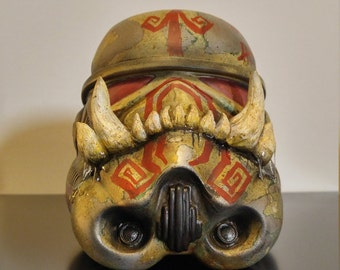 Snaggle Tooth Body Count - Custom Stormtrooper Helmet