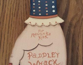 Paddey Wack Stick for Children Fun 1990 D435-2