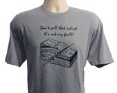 Geology tshirt - Gift for Geologists - Funny Science Shirt for Men