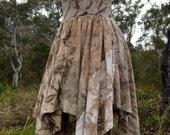 SALE Draped fairy dress /...