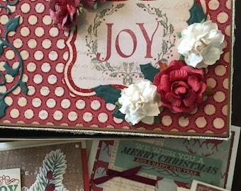 Christmas Cards and Box