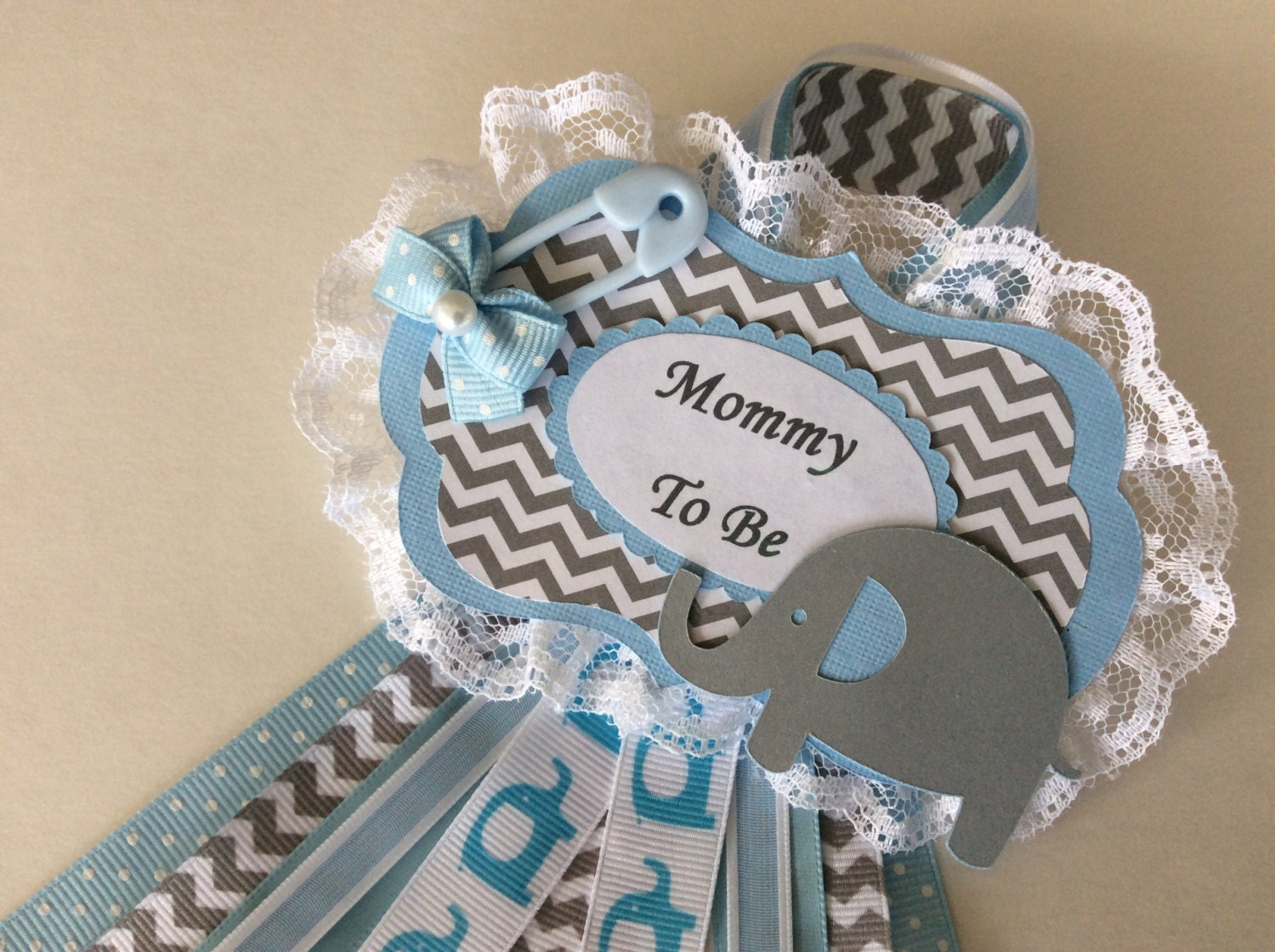 Baby Shower Corsage Pictures Part - 20: ?zoom