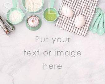 Styled Stock Photography / Baking Styled / Product Background / Mock Up / Header Image / Blog Header / JPEG Digital Image / StockStyle-572