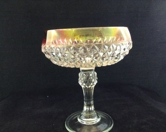 ON SALE Large compote or candy dish