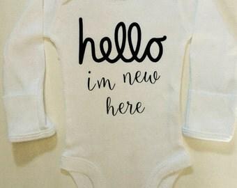 Onsie - Hello I'm New Here