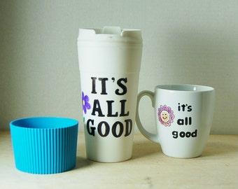 It's All Good Mug Large