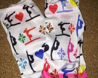Gymnastics Ankle Socks