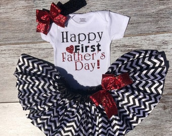 Happy first Father's Day Outfit