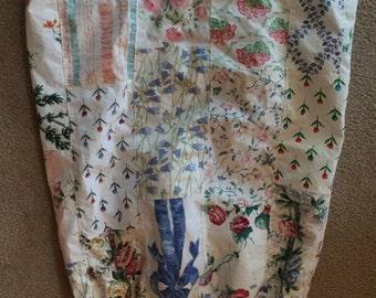 Crazy Patchwork Skirt