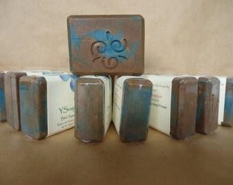 Blue Sugar CP Soap