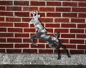 Running Deer - Buck