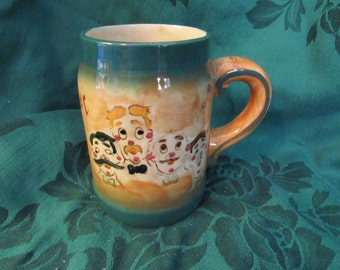Barbershop Quartet My Adeline Coffee Cup