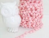 5 Yard Bundle Pom Poms by Riley Blake Designs - STPR Pink