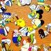 200 The Simpsons Book Confetti Shapes - Comic Book Party- Comic  Book Paper Shapes - Party Paper Hearts -  Party Table Decor