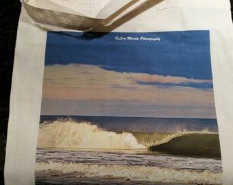 Tote bag of a Breaking Wave