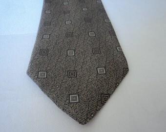 REDUCED - Vintage Italian Herlaine neck tie  (03187)