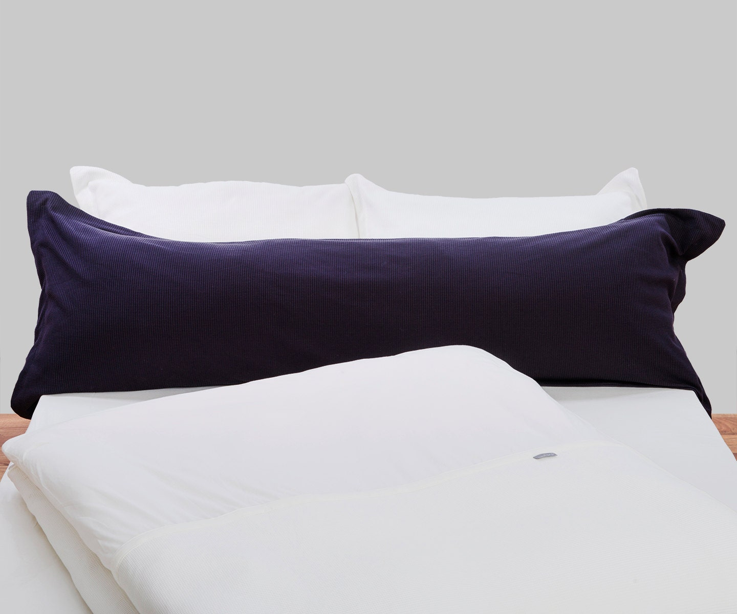 Body Pillow Case Extra Long Lumber Pillow Cover By