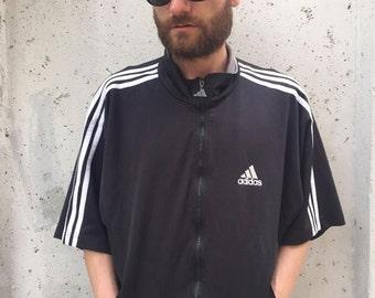 Vintage Adidas Jacket/Track top Size L 90'S (230)