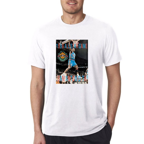 Items Similar To 1996 Nba All Star Game T Shirt On Etsy