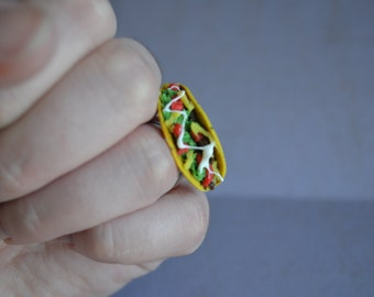 Realistic Taco ring