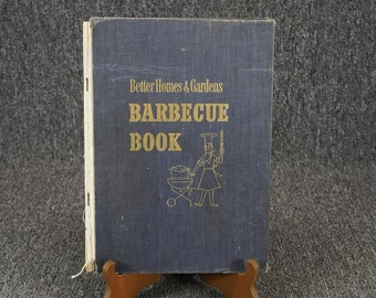 Better Homes & Gardens Barbecue Book 1956