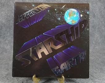 Jefferson Starship Earth Lp Record