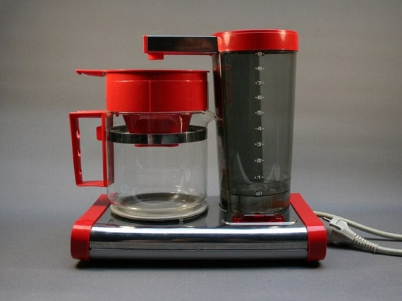 Plastic Free Coffee Maker Electric : Electric coffee maker . Brand MOULINEX . by FeelingOfDejaVu
