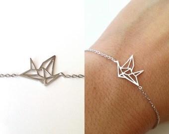 Bracelet en origami