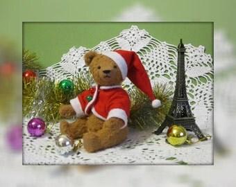 Teddy bear 18 cm.