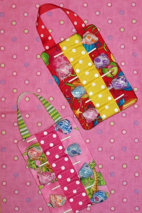 Lollipop Hanger Countdown In The Hoop Embroidery Machine