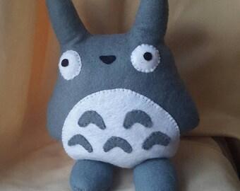 Handmade Totoro Plush